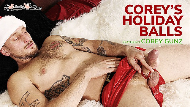 Corey's Holiday Balls